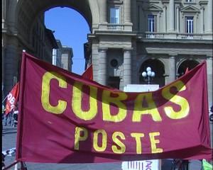 cobas-poste-protesta