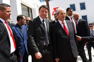 Renzi-Tunisia