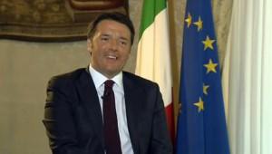 Renzi si collega con Cristoforetti, ti aspettiamo in Italia