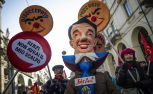 jobs-act-protesta